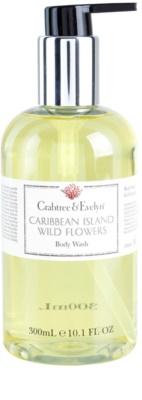Crabtree & Evelyn Caribbean Island Wild Flowers Duschgel