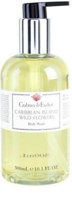Crabtree & Evelyn Caribbean Island Wild Flowers sprchový gel