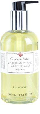 Crabtree & Evelyn Caribbean Island Wild Flowers tusfürdő gél