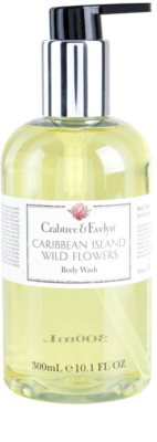 Crabtree & Evelyn Caribbean Island Wild Flowers żel pod prysznic
