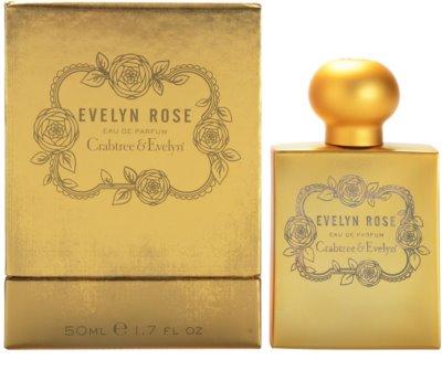 Crabtree & Evelyn Evelyn Rose® Eau de Parfum für Damen