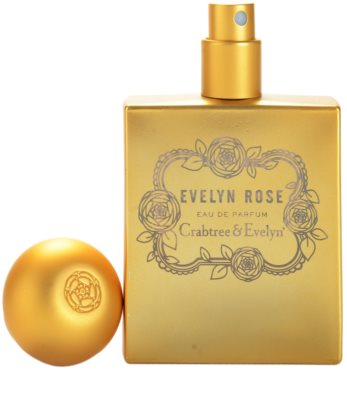 Crabtree & Evelyn Evelyn Rose® eau de parfum para mujer 3