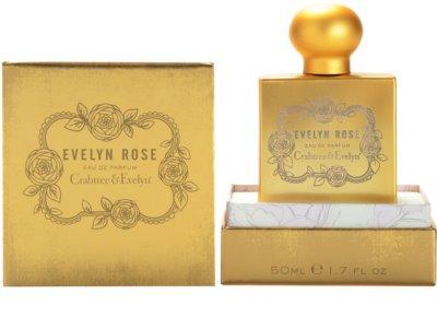 Crabtree & Evelyn Evelyn Rose® eau de parfum para mujer 4