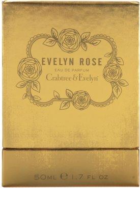 Crabtree & Evelyn Evelyn Rose® eau de parfum para mujer 5