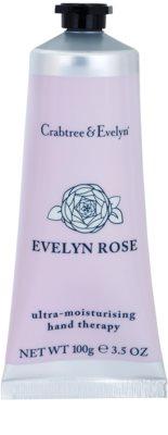 Crabtree & Evelyn Evelyn Rose® интензивен хидратиращ гел за ръце и нокти