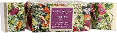 Crabtree & Evelyn Festive Fig intenzivní hydratační krém na ruce