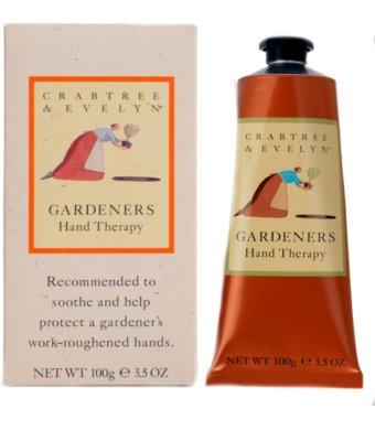 Crabtree & Evelyn Gardeners crema intens hidratanta de maini 1