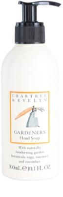 Crabtree & Evelyn Gardeners folyékony szappan kézre