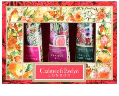 Crabtree & Evelyn Hand Therapy coffret VII.