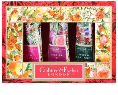 Crabtree & Evelyn Hand Therapy zestaw kosmetyków VII.