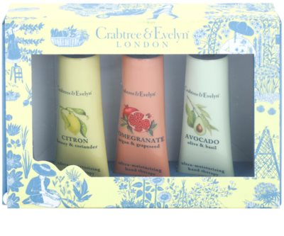 Crabtree & Evelyn Hand Therapy coffret IV. 1