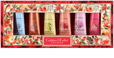 Crabtree & Evelyn Hand Therapy косметичний набір VIII.