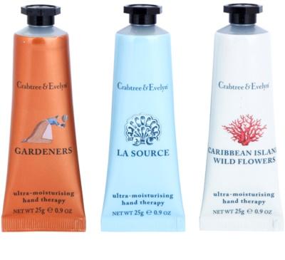 Crabtree & Evelyn Hand Therapy kozmetični set V.