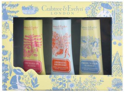 Crabtree & Evelyn Hand Therapy kosmetická sada III.