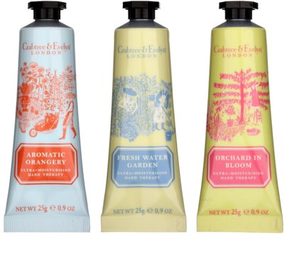 Crabtree & Evelyn Hand Therapy lote cosmético III. 1