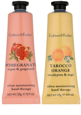 Crabtree & Evelyn Hand Therapy lote cosmético II. 1