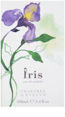 Crabtree & Evelyn Iris eau de toilette para mujer 4