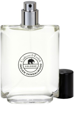 Crabtree & Evelyn Indian Sandalwood colonia para hombre 3
