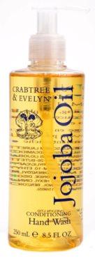Crabtree & Evelyn Jojoba Oil Flüssigseife 1