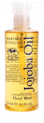 Crabtree & Evelyn Jojoba Oil tekuté mýdlo