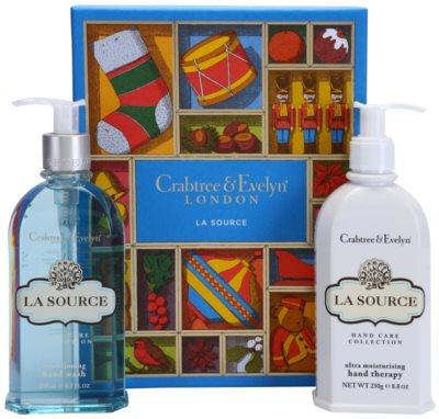 Crabtree & Evelyn La Source kozmetični set I.
