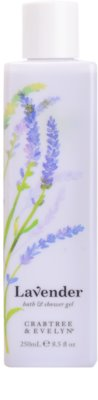 Crabtree & Evelyn Lavender leite corporal