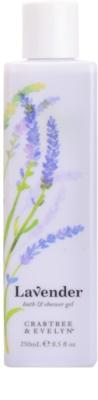 Crabtree & Evelyn Lavender tělové mléko