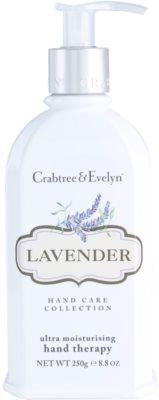 Crabtree & Evelyn Lavender creme nutritivo para as mãos