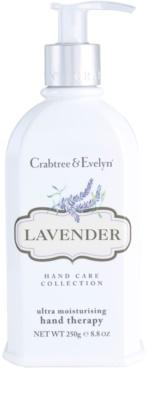 Crabtree & Evelyn Lavender výživný krém na ruky