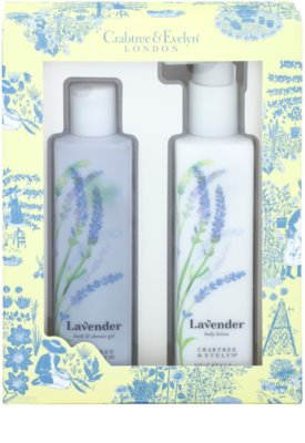Crabtree & Evelyn Lavender set cosmetice I. 1