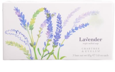 Crabtree & Evelyn Lavender sapun solid 2