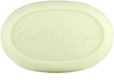 Crabtree & Evelyn Lily feste Seife mit dem Duft von Maiglöckchen 1
