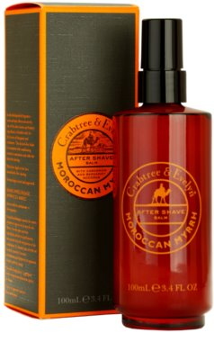 Crabtree & Evelyn Moroccan Myrrh After Shave Balsam 3