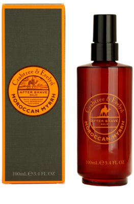 Crabtree & Evelyn Moroccan Myrrh After Shave Balsam 5