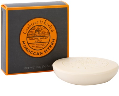 Crabtree & Evelyn Moroccan Myrrh сапун за бръснене пълнител 1