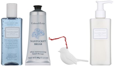 Crabtree & Evelyn Nantucket Briar® set cosmetice I. 1