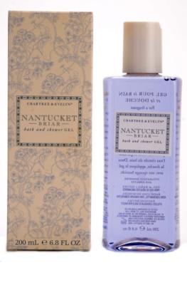 Crabtree & Evelyn Nantucket Briar® гель для душа та ванни 1