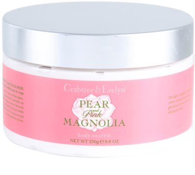 Crabtree & Evelyn Pear & Pink Magnolia crema corporal