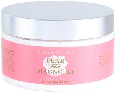 Crabtree & Evelyn Pear & Pink Magnolia crema de corp