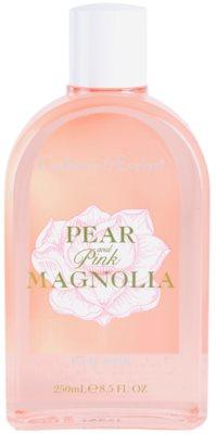 Crabtree & Evelyn Pear & Pink Magnolia Dusch- und Badgel