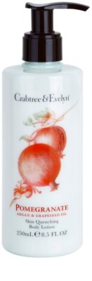 Crabtree & Evelyn Pomegranate leche corporal
