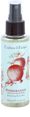 Crabtree & Evelyn Pomegranate erfrischendes Bodyspray