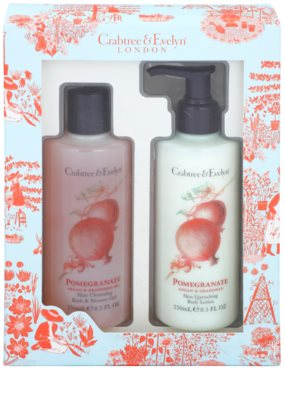 Crabtree & Evelyn Pomegranate lote cosmético I. 2