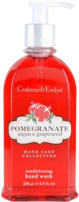 Crabtree & Evelyn Pomegranate jabón líquido