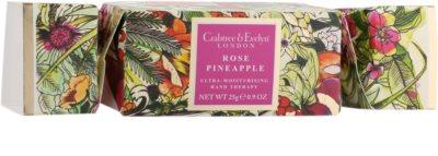 Crabtree & Evelyn Rose Pineapple intenzivní hydratační krém na ruce