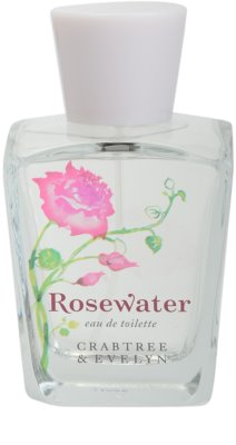 Crabtree & Evelyn Rosewater eau de toilette para mujer 2