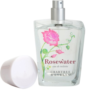 Crabtree & Evelyn Rosewater eau de toilette para mujer 3