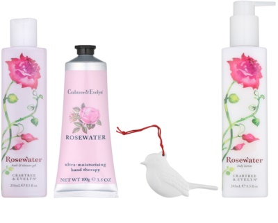 Crabtree & Evelyn Rosewater set cosmetice II. 1