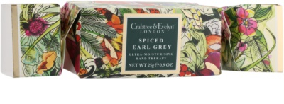 Crabtree & Evelyn Spiced Earl Grey intenzívny hydratačný krém na ruky