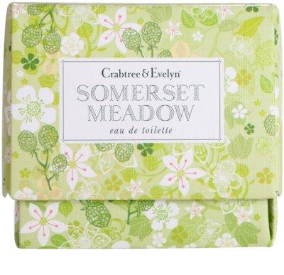 Crabtree & Evelyn Somerset Meadow toaletní voda pro ženy 2